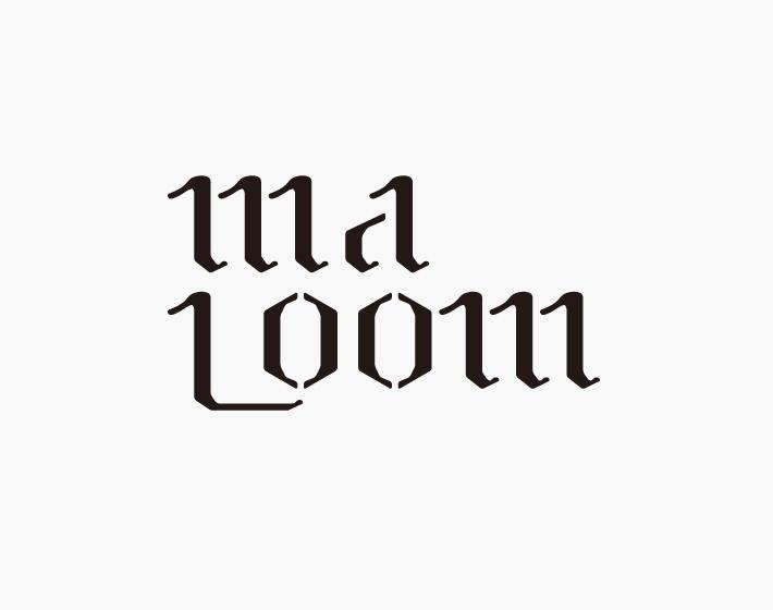 ma loom ロゴ