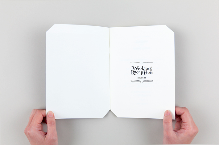 結婚式ペーパーアイテム